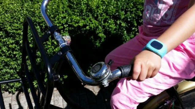 Kids smartwatch cu GPS si functie telefon SM011