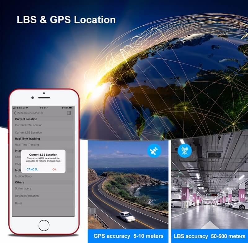 Mini GPS car tracker de urmarire GPS28