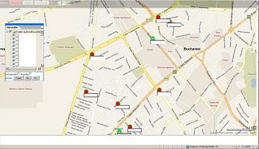 GPS-urile si avantajele de urmarire in timp real