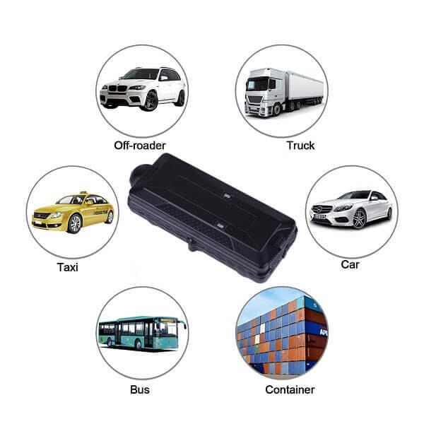 3G GPS tracker magnetic si rezistent la apa, cu functie de ascultare GPS32